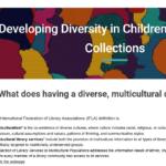 Diversity website screenshot as link