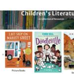 Children's lit resource website as link